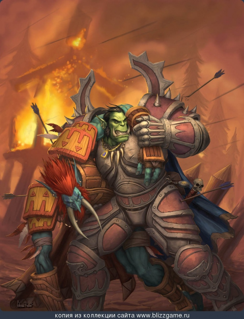 Orc or troll for hunter anime galleries